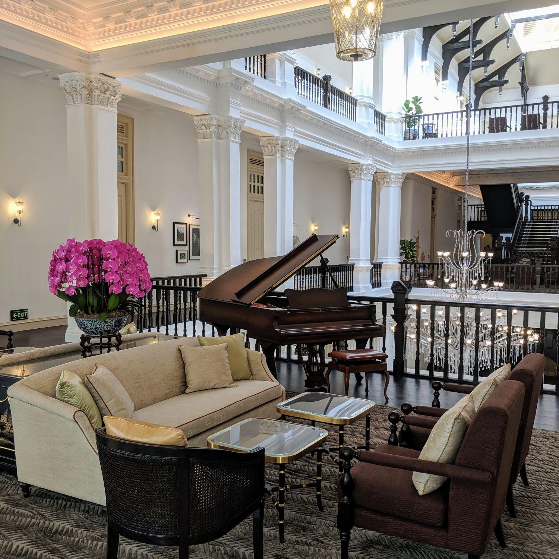 raffles hotel singapore main building