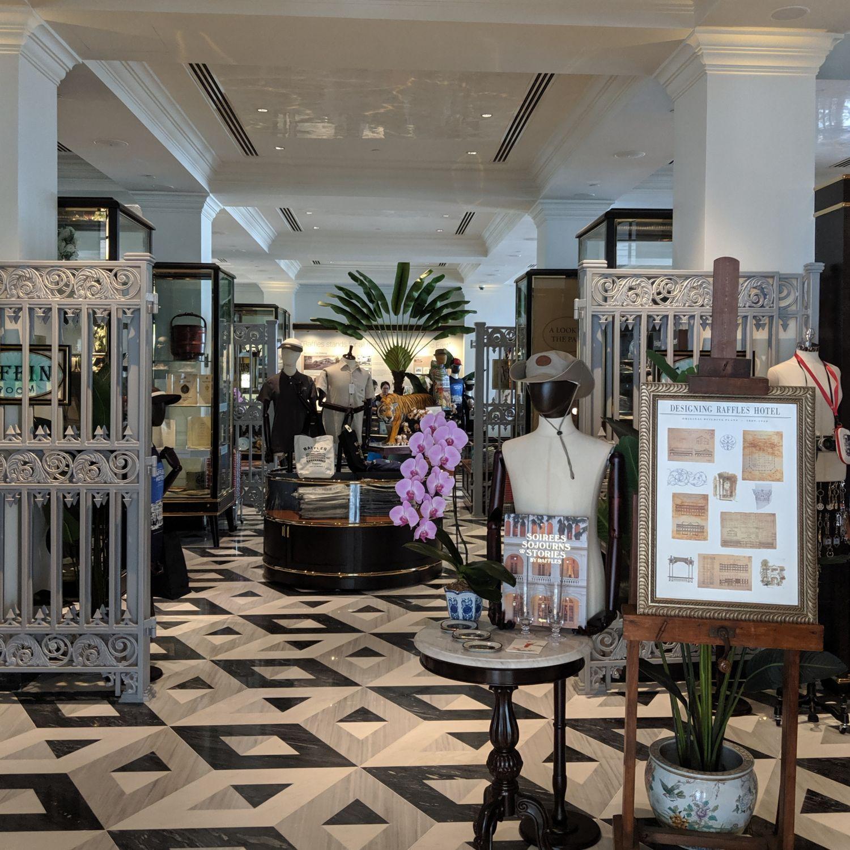 raffles hotel singapore raffles boutique