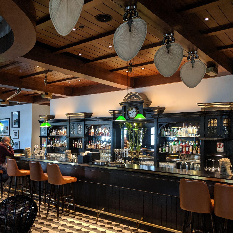 raffles hotel singapore long bar