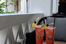 raffles hotel singapore singapore sling welcome drink