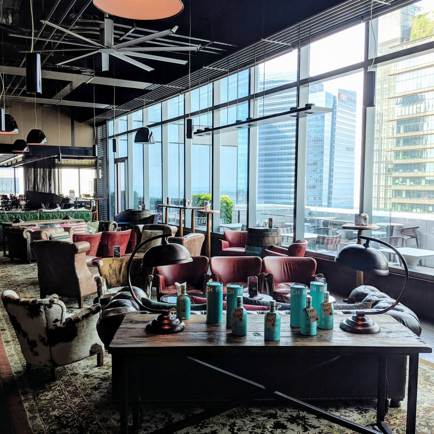 the westin singapore cook & brew