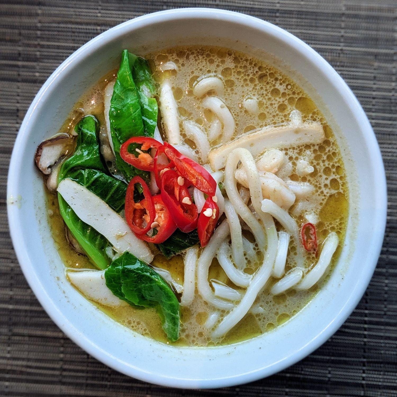 the westin singapore seasonal tastes breakfast noodles