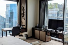 the westin singapore westin club king bedroom