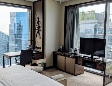 Hotel Review: The Westin Singapore (Westin Club King) – Sky-high Bayside Tranquility in Downtown Singapore