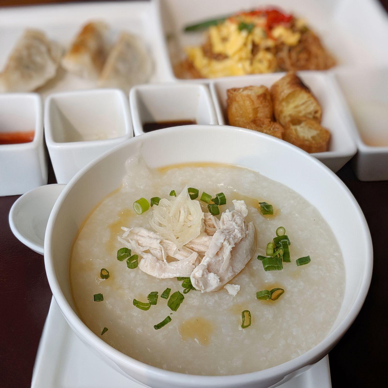 alila bangsar entier breakfast oriental set