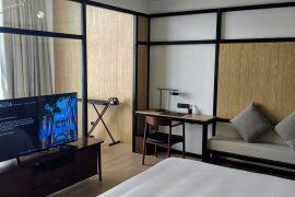alila bangsar king bed deluxe bedroom