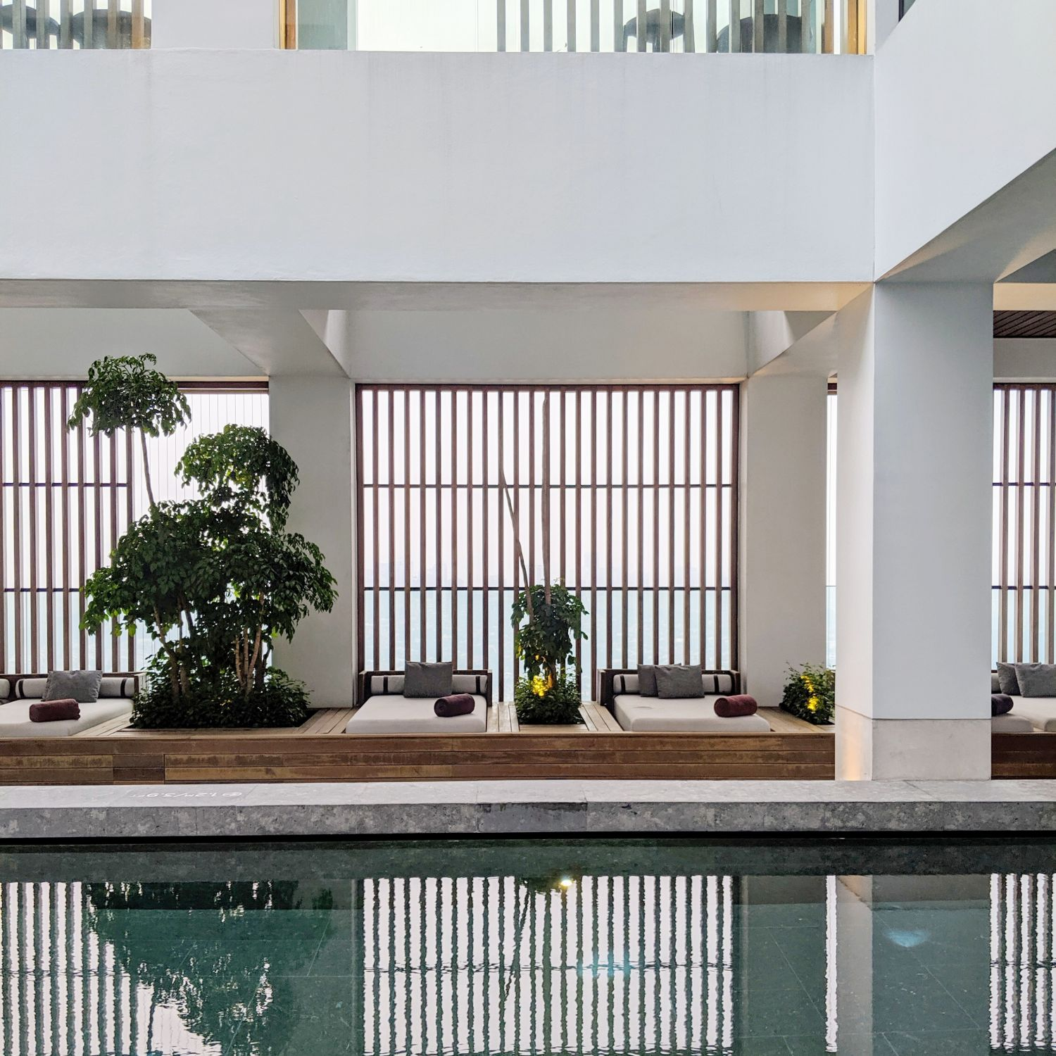 alila bangsar swimming pool