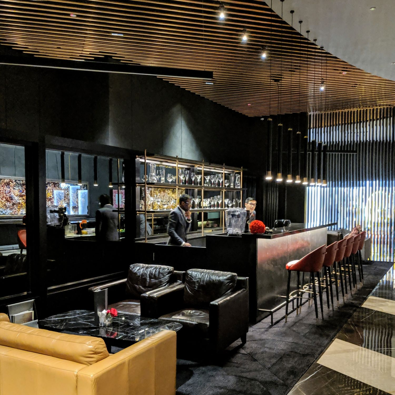 crocksford hotel genting bar