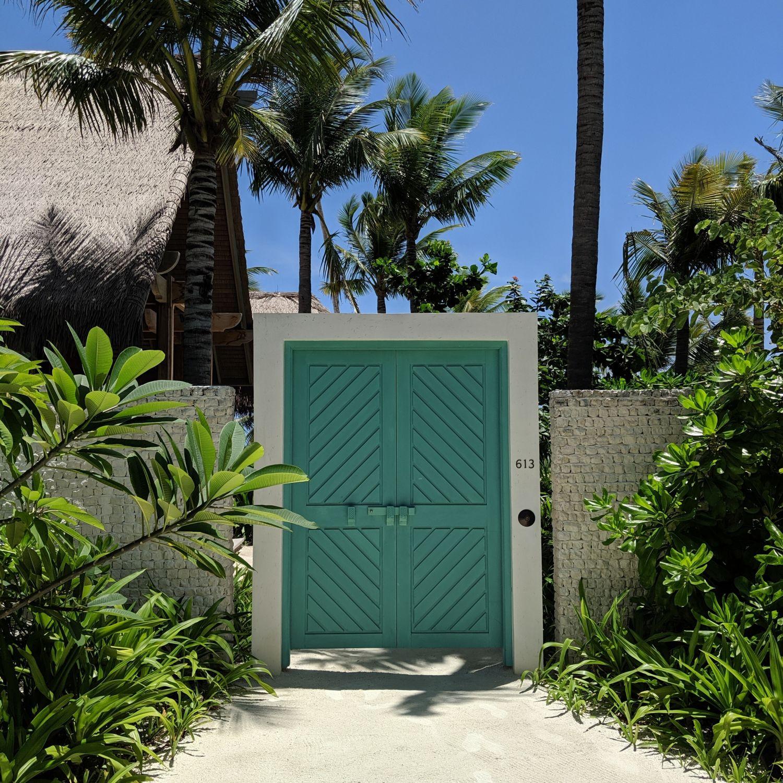 waldorf astoria maldives ithaafushi King Beach Villa with Pool terrace