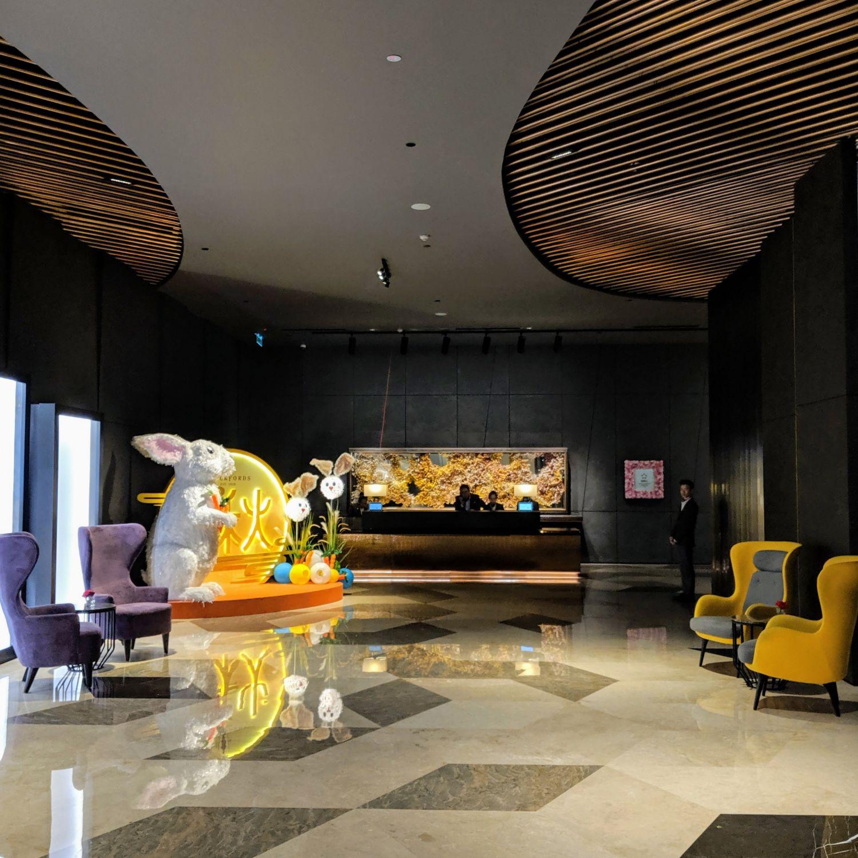 crocksford hotel genting lobby