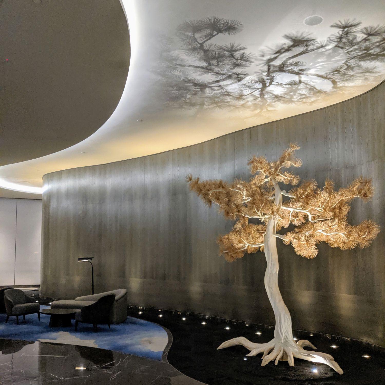 crocksford hotel genting crockfords platinum club lobby