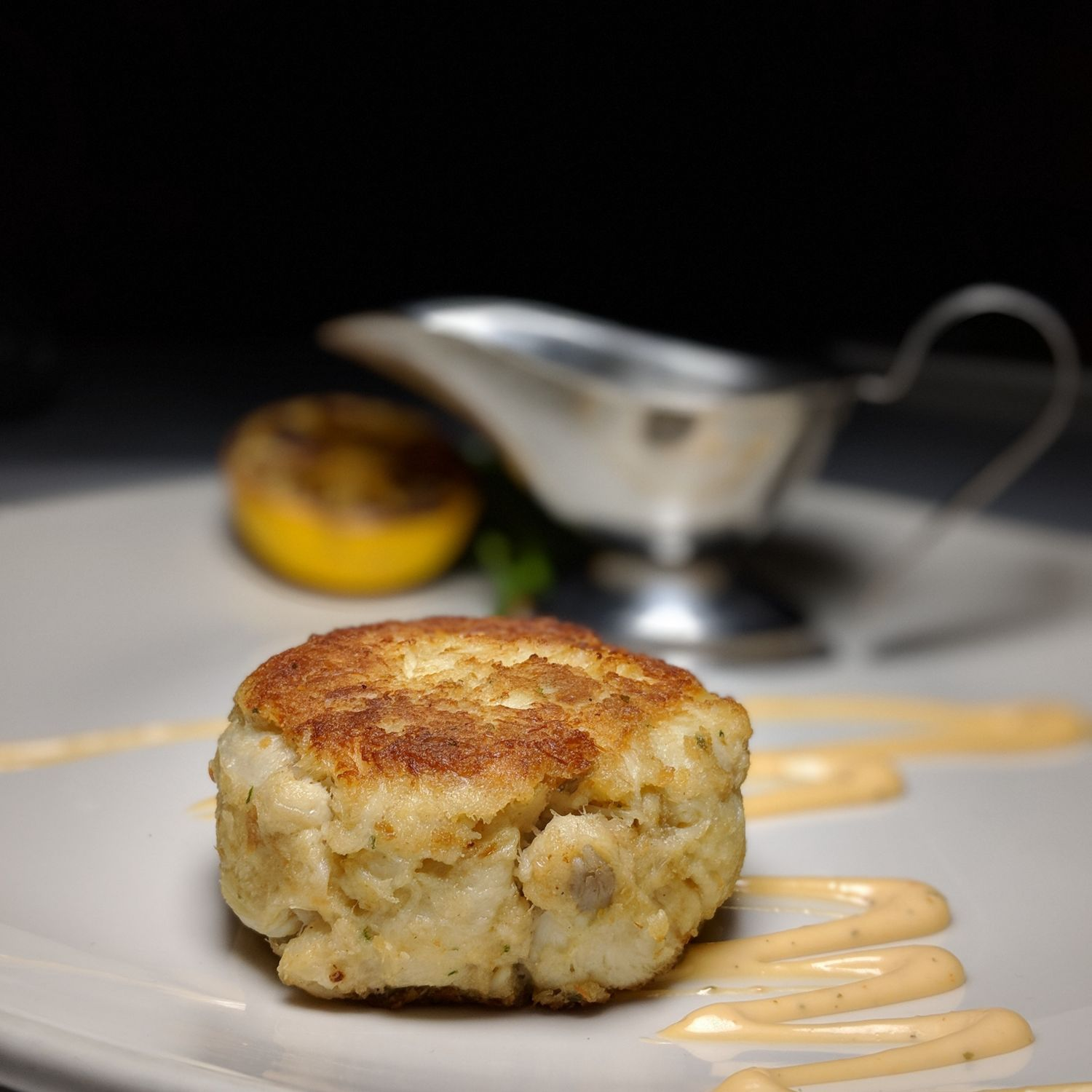 mandarin oriental singapore mortons the steakhouse crab cake