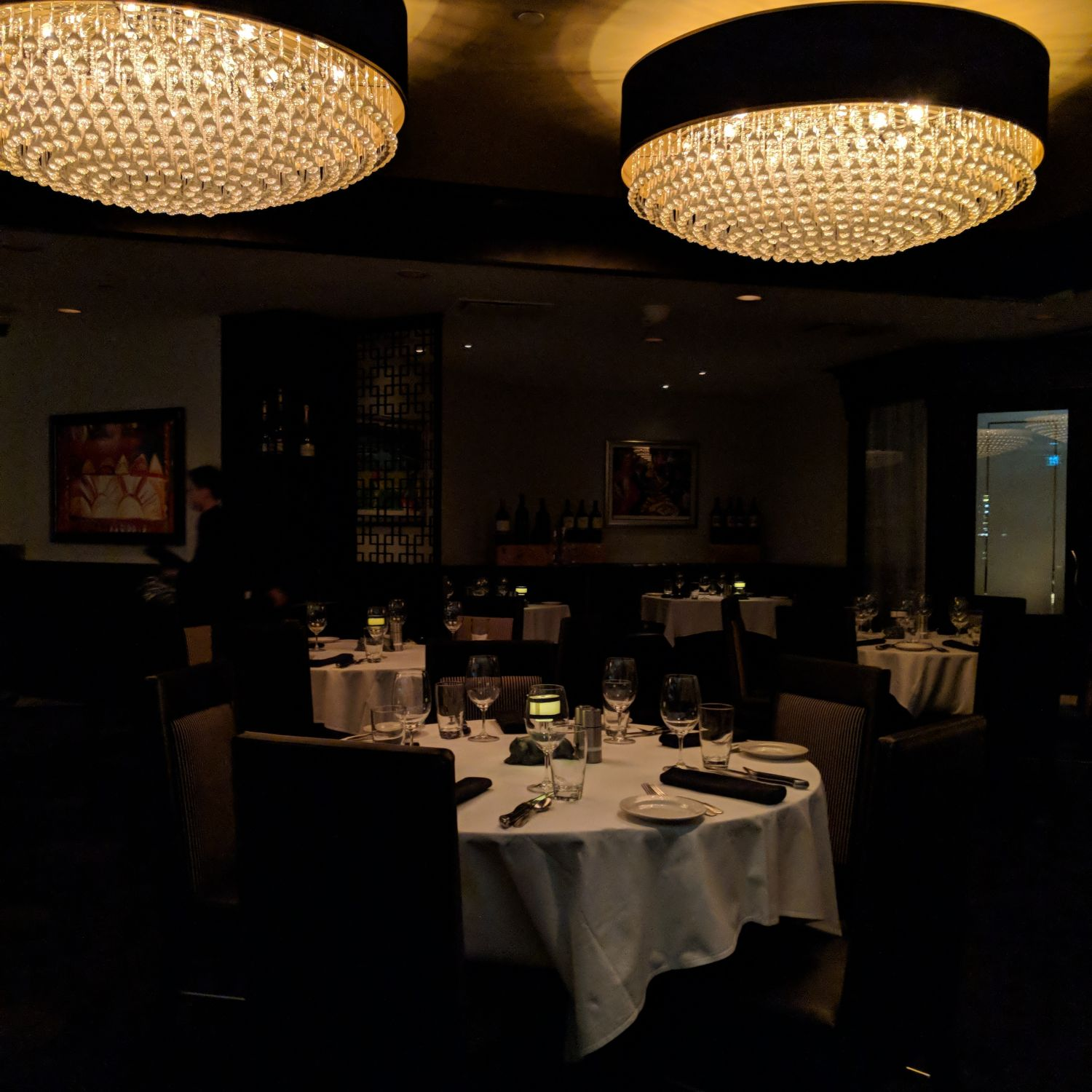 mandarin oriental singapore mortons the steakhouse