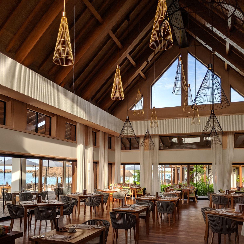 waldorf astoria maldives ithaafushi tasting table
