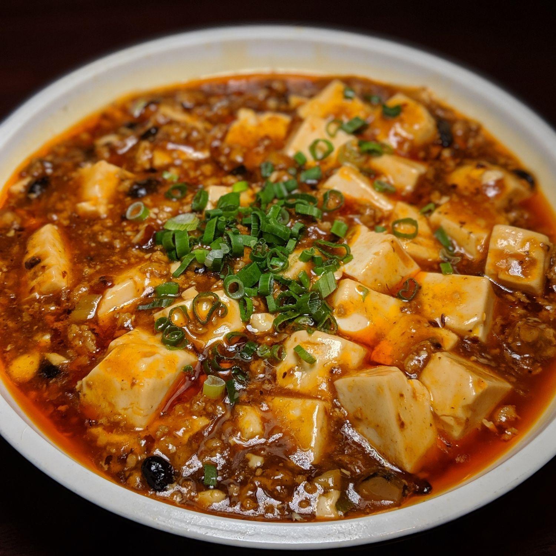 fairmont singapore szechuan court mapo tofu