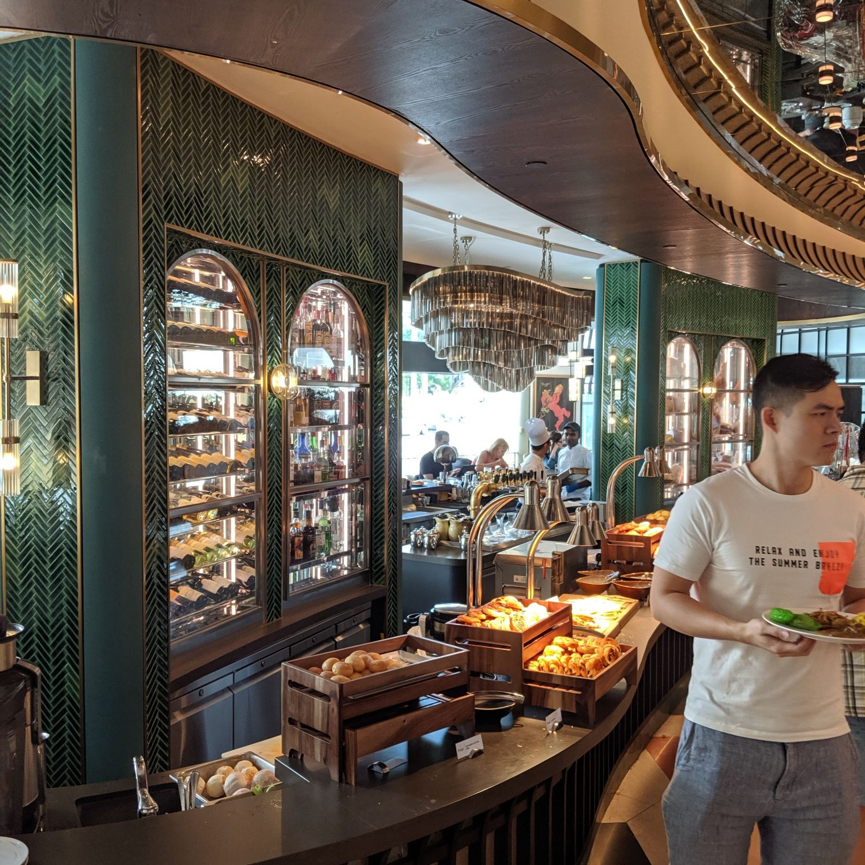 fairmont singapore prego
