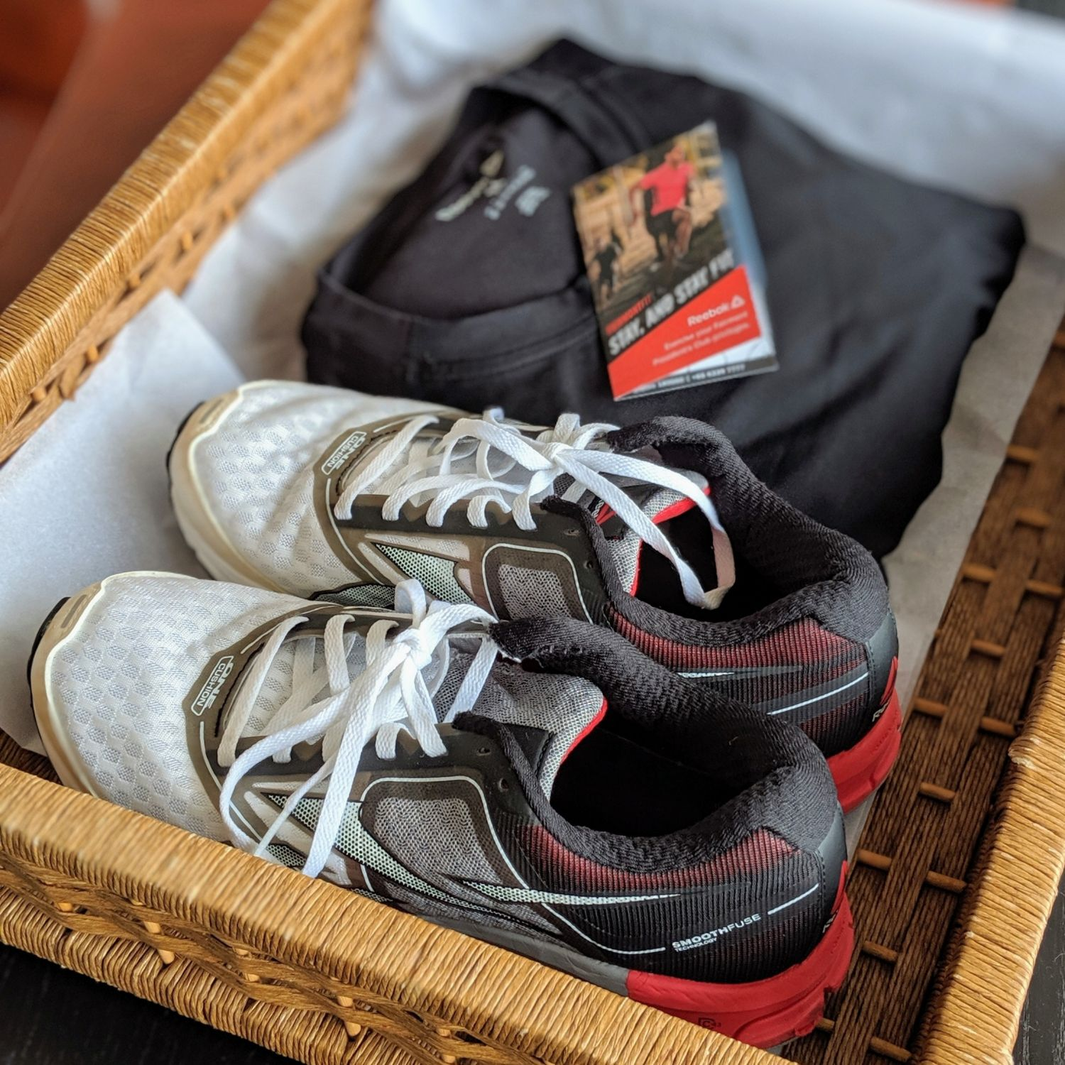 fairmont singapore signature gold king suite reebok fitness kit