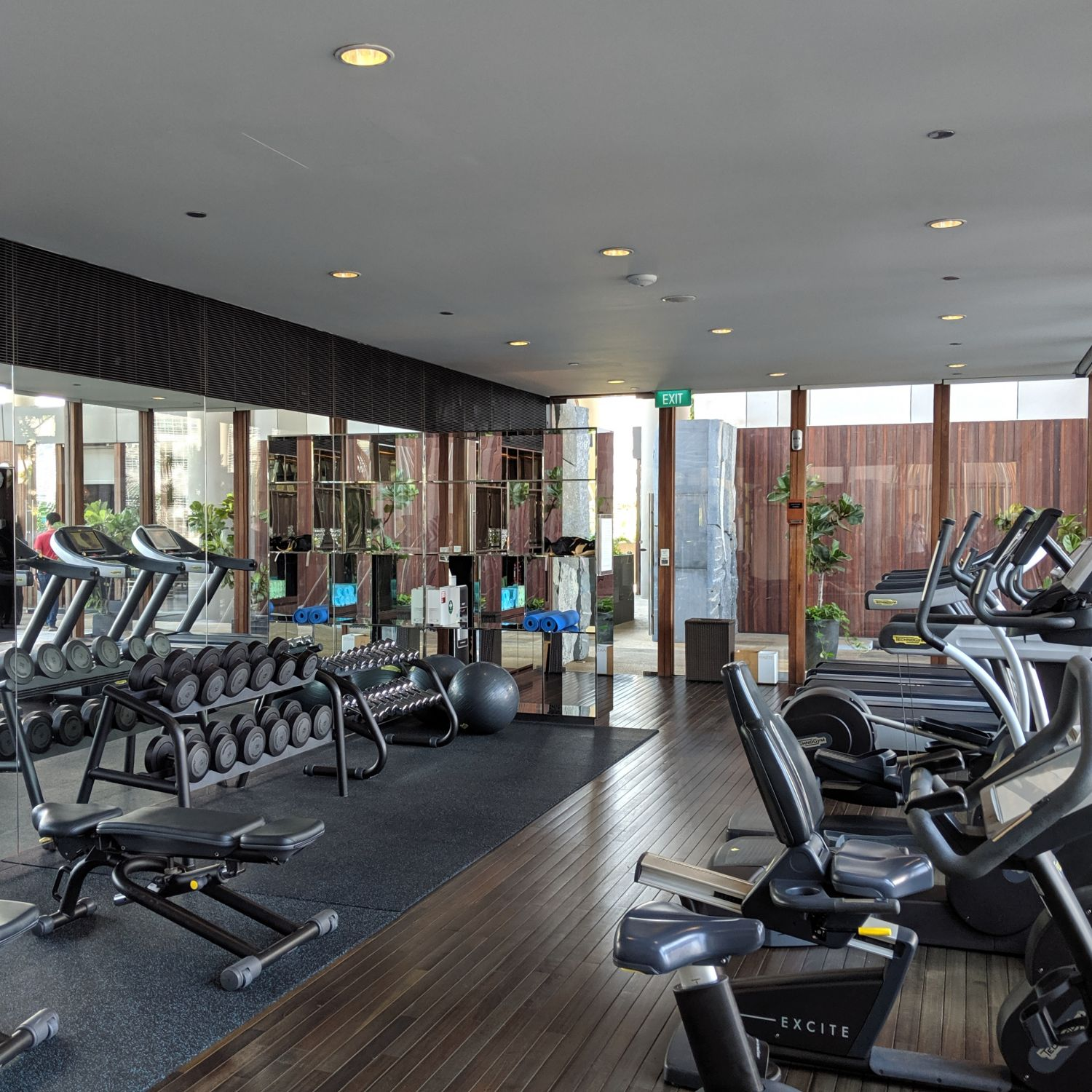 PARKROYAL COLLECTION Pickering, Singapore fitness centre