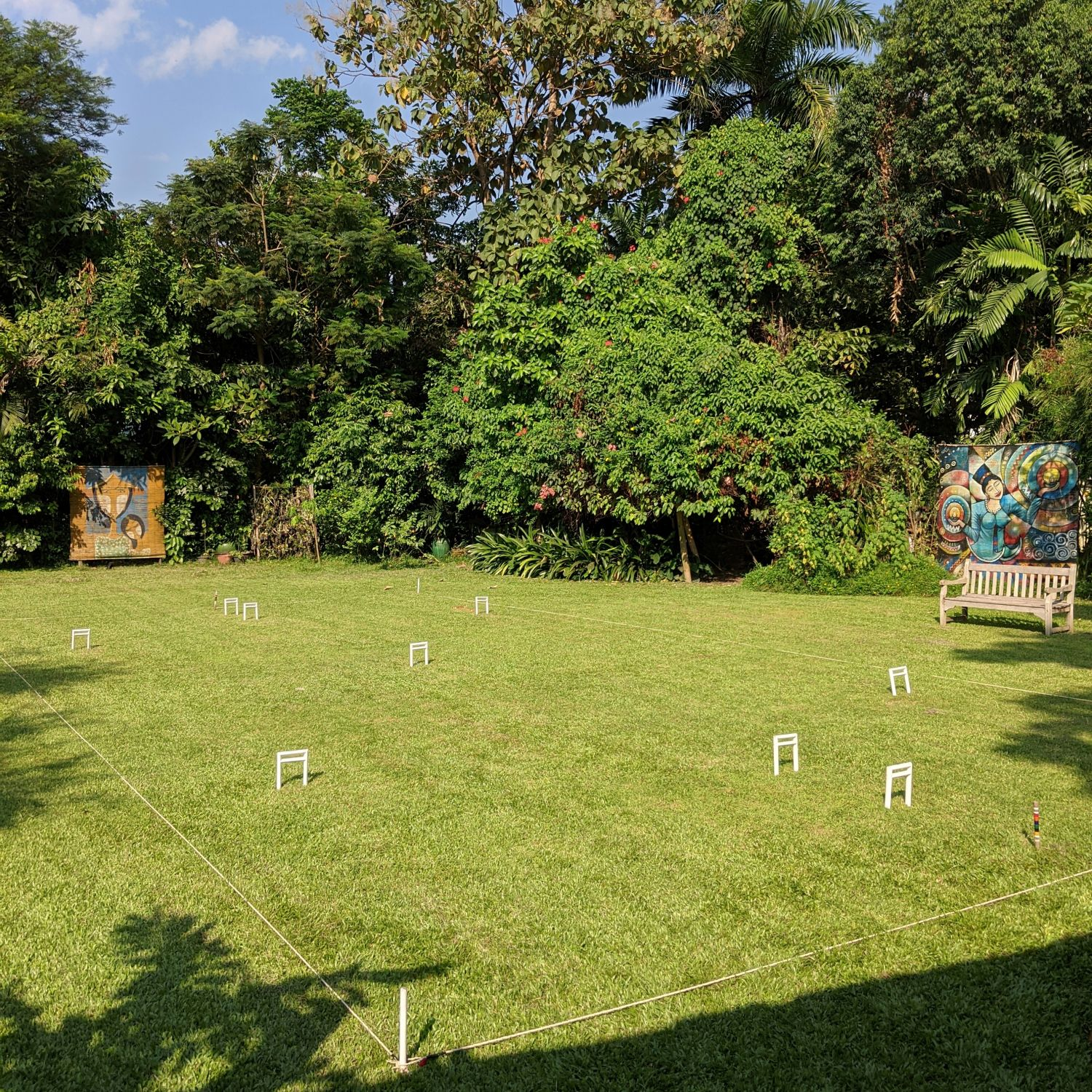 belmond governor's residence yangon croquet lawn