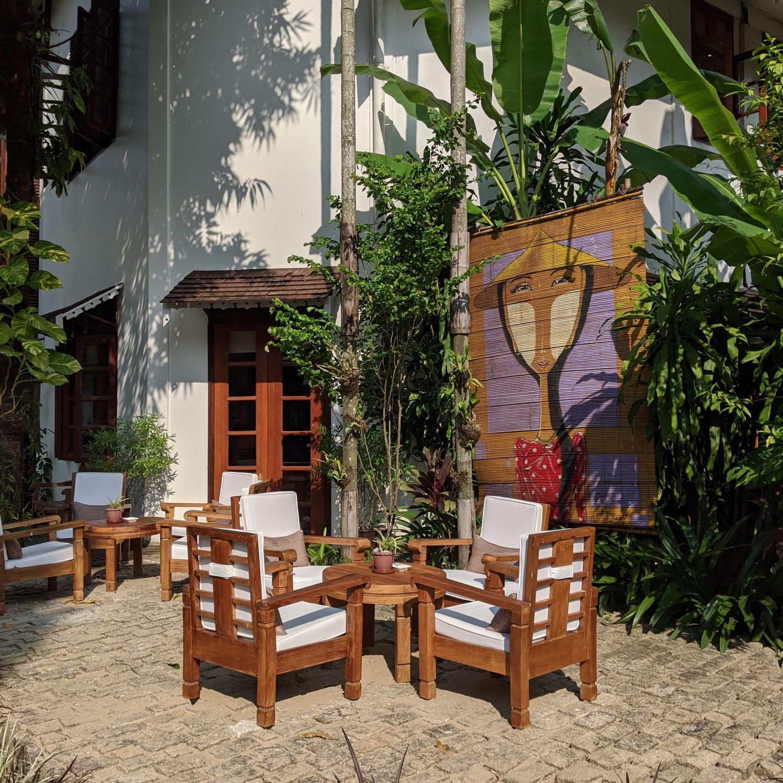belmond governor's residence yangon garden verandah