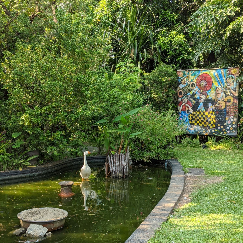 belmond governor's residence yangon garden