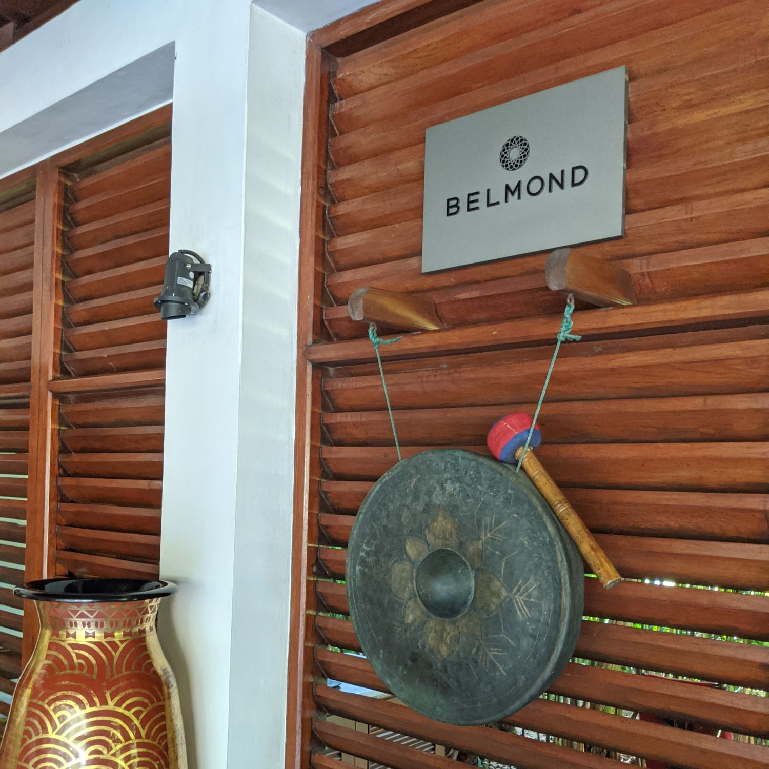 belmond governor's residence yangon welcome gong