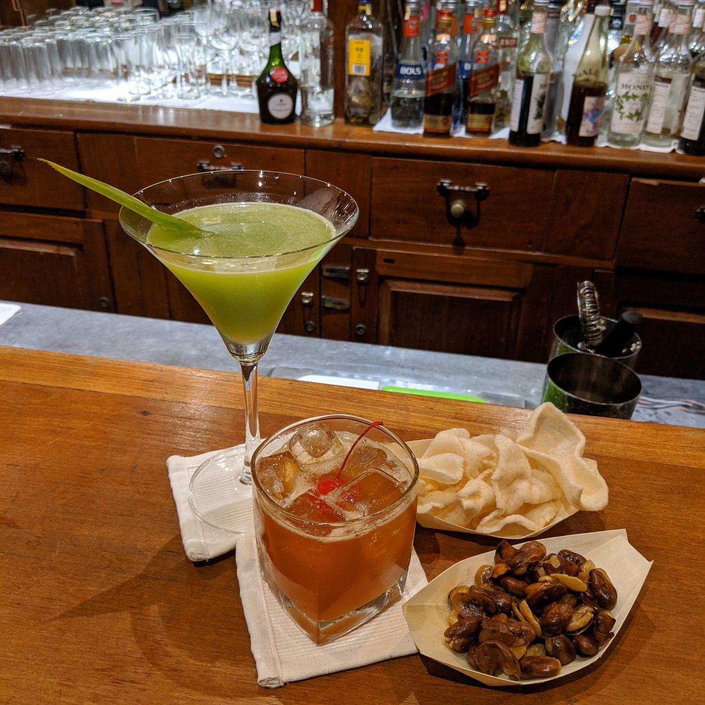 belmond governor's residence yangon kipling bar cocktails