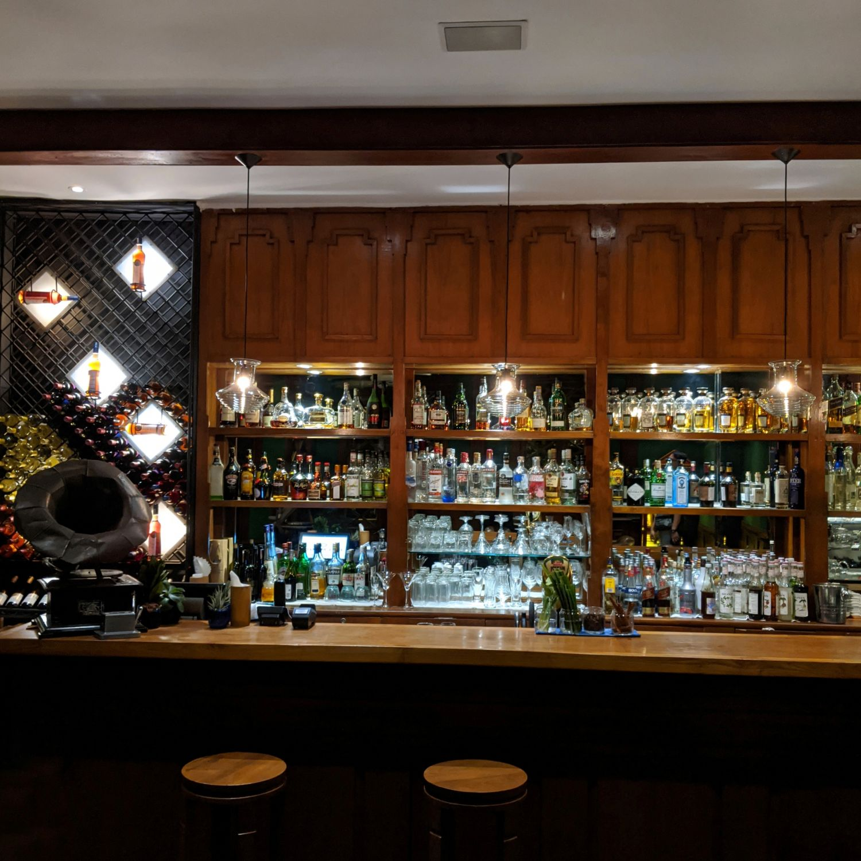 belmond governor's residence yangon kipling bar