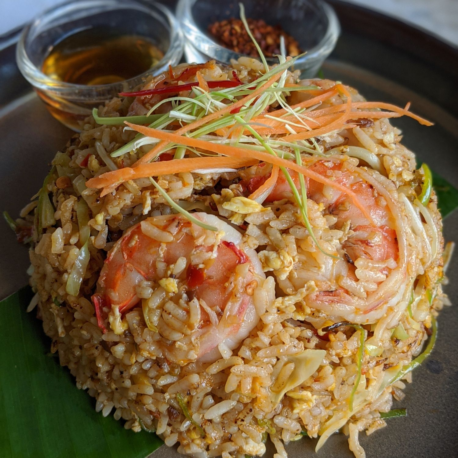 belmond governor's residence yangon mandalay restaurant burmese style fried rice