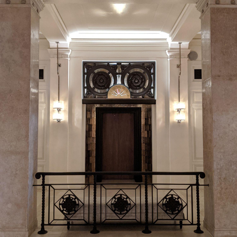 rosewood yangon lobby