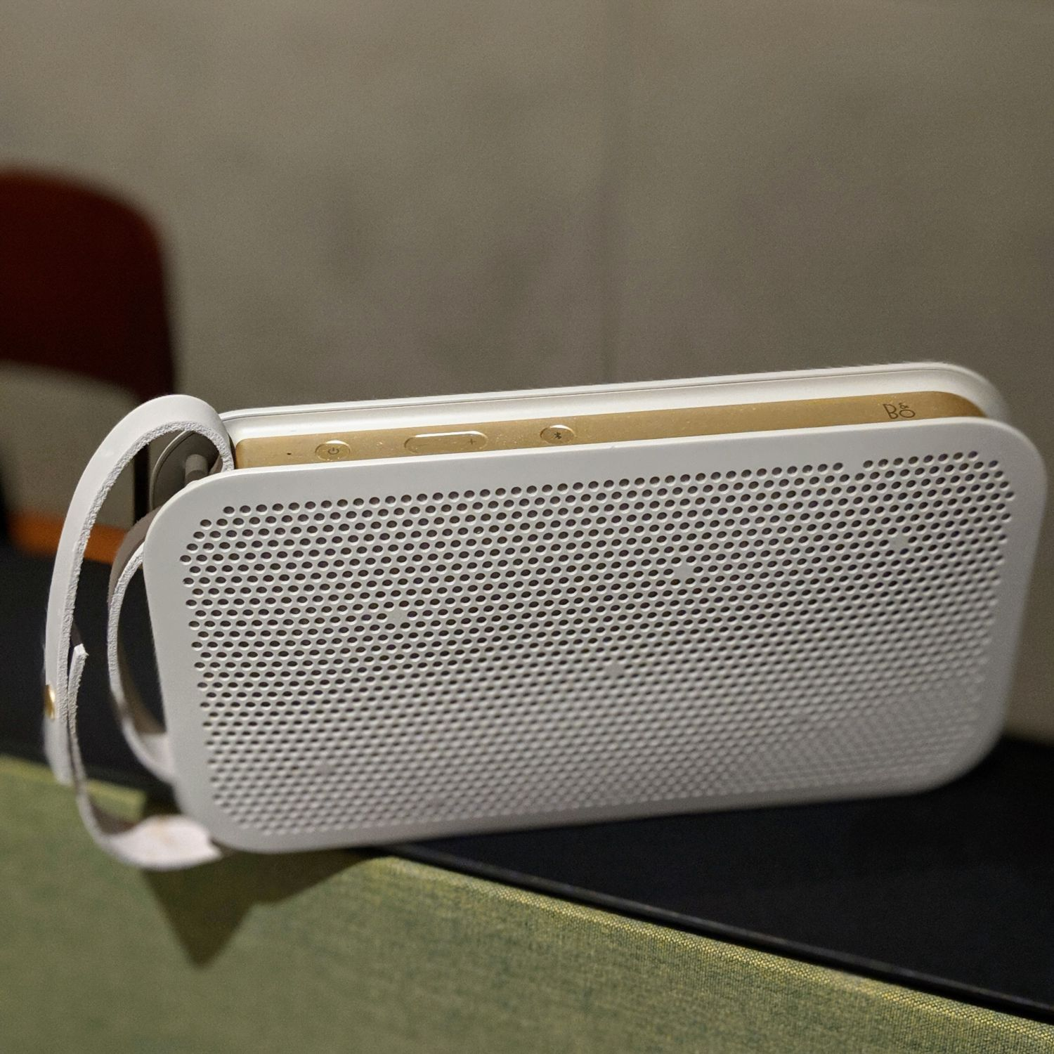 the warehouse hotel river view room Bang & Olufsen Bluetooth Speaker