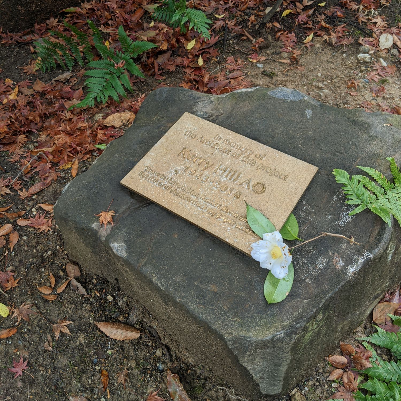 aman kyoto kerry hill garden