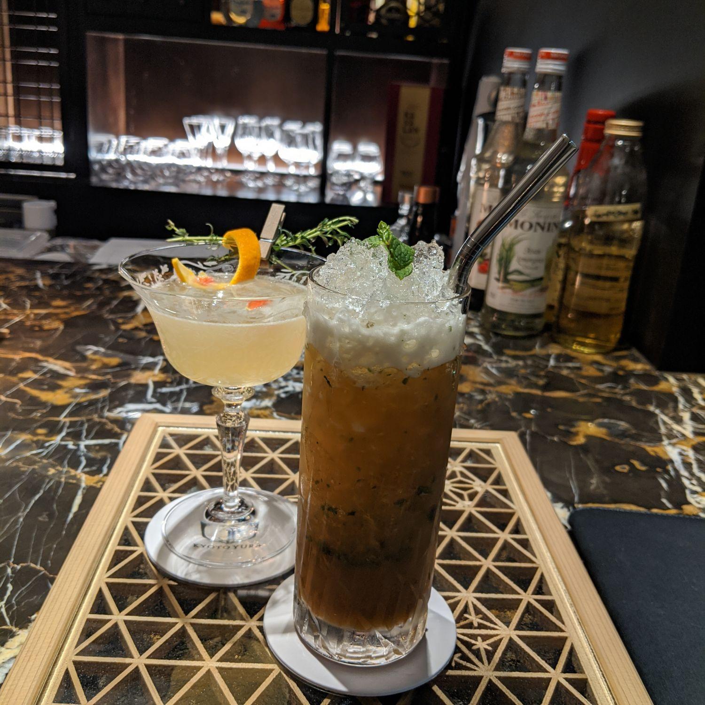 kyoto yura hotel mgallery 1867 cocktails