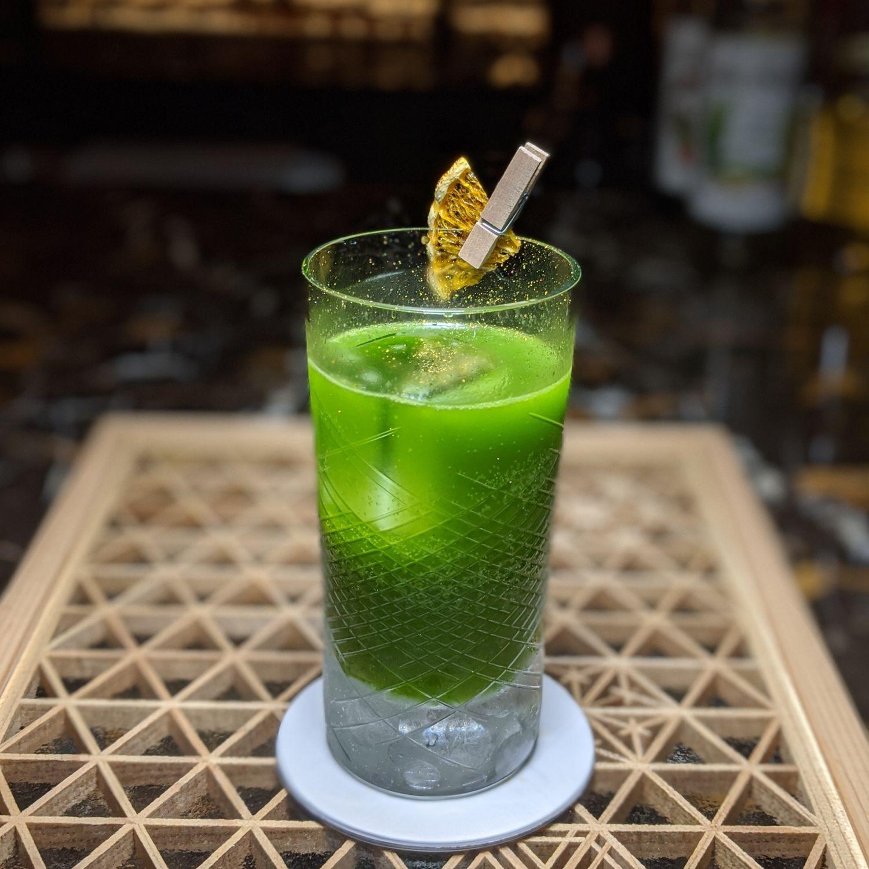kyoto yura hotel mgallery 1867 kyoto yura gin & tonic