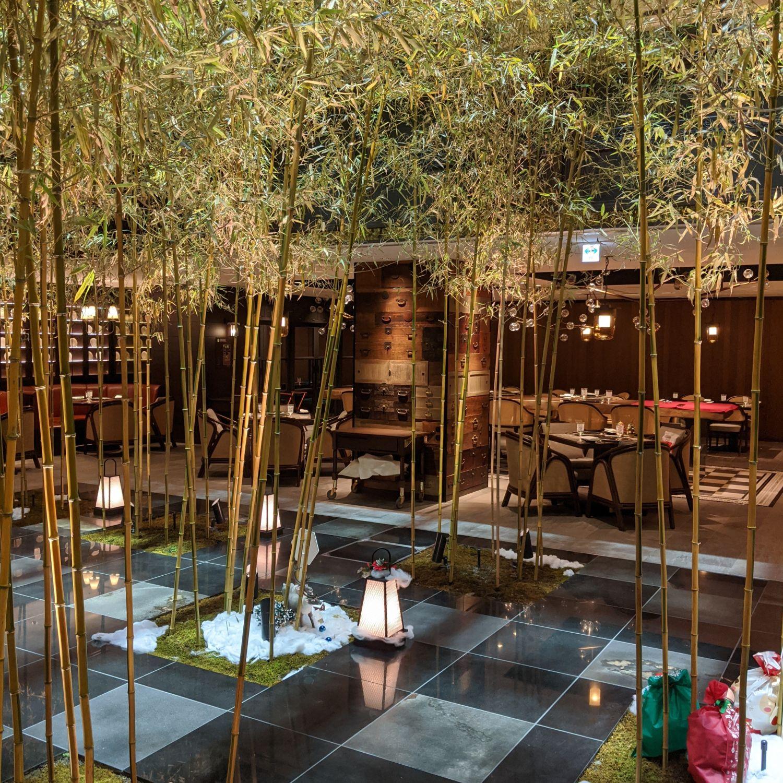 kyoto yura hotel mgallery 54th Station Grill