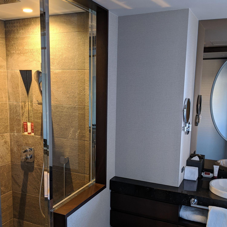 kyoto yura hotel mgallery deluxe room bathroom