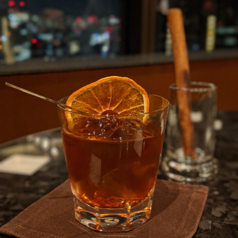 the okura tokyo starlight starlight old fashioned