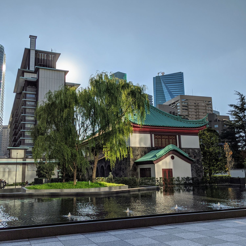 the okura tokyo okura museum of art