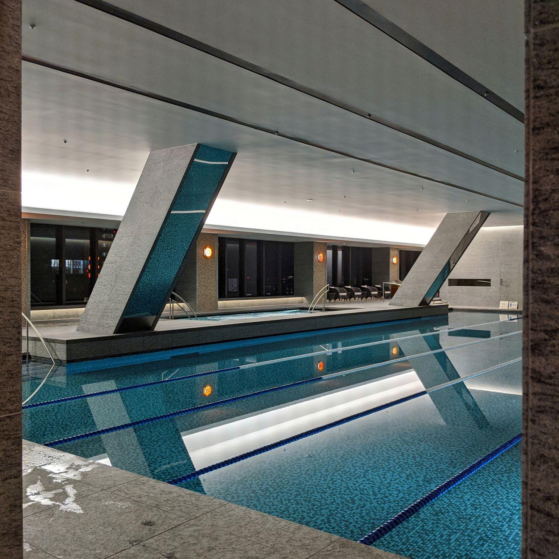 the okura tokyo Okura Fitness & Spa pool