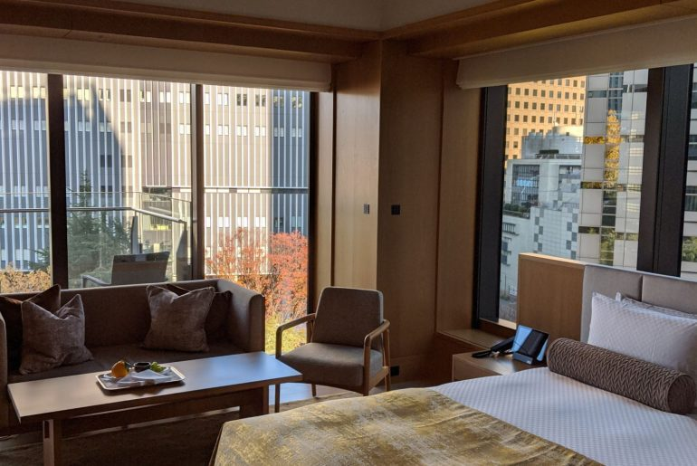 Hotel Review: The Okura Tokyo (Heritage Corner Room with Balcony) – Rejuvenated Heritage Luxury Icon in Tokyo Reopens