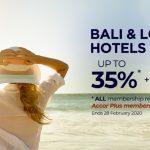 Accor ALL Bali & Lombok Hotels Sale