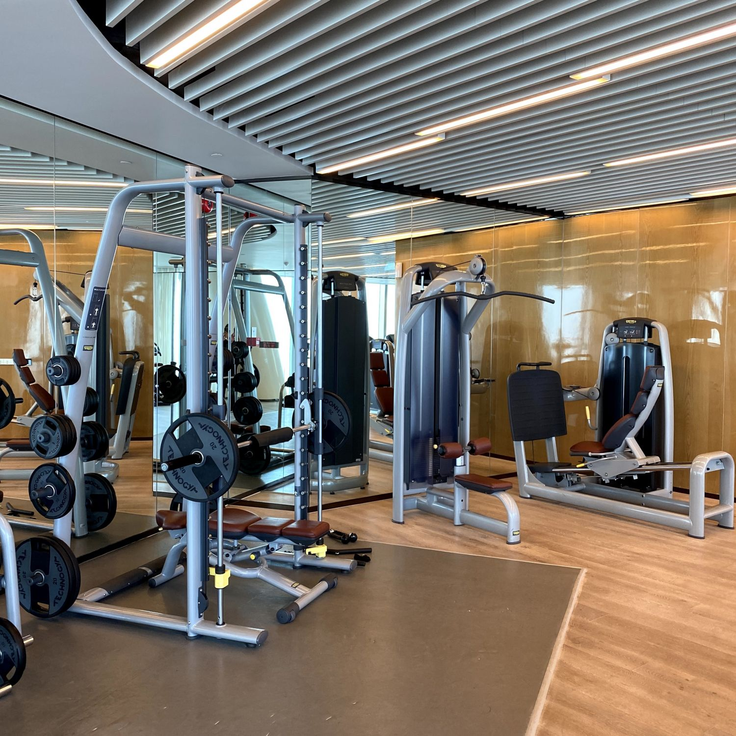 four seasons hotel guangzhou fitness centre