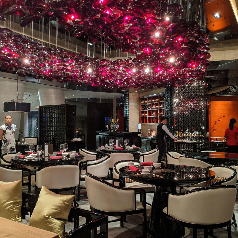 four seasons hotel guangzhou yu yue heen