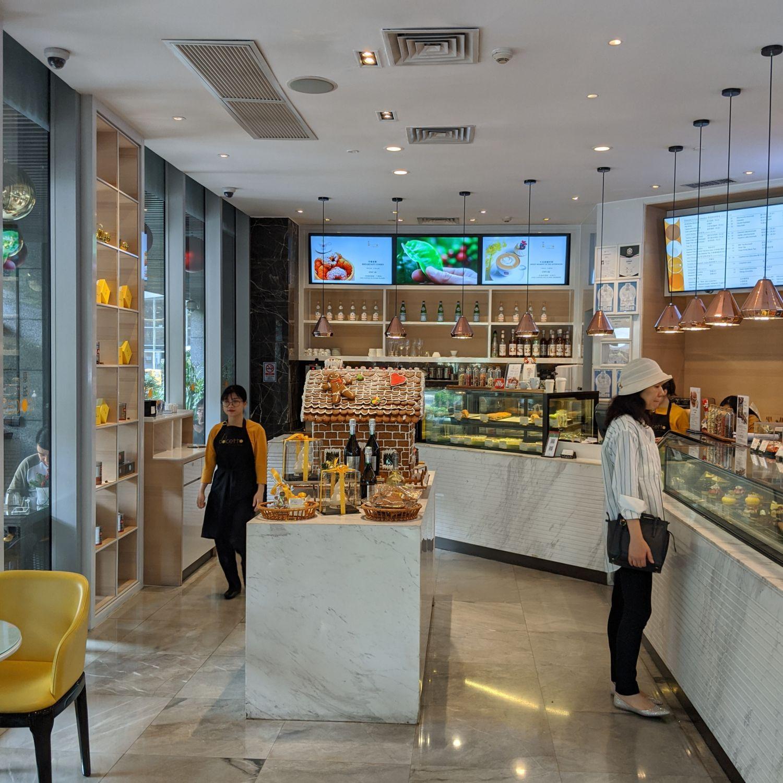 four seasons hotel guangzhou Dolcetto by Caffe Mondo