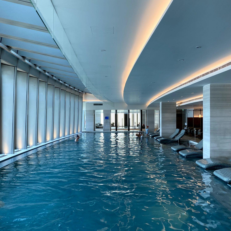 rosewood guangzhou swimming pool