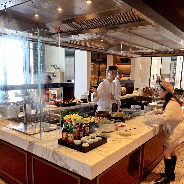 rosewood guangzhou patina european brasserie breakfast