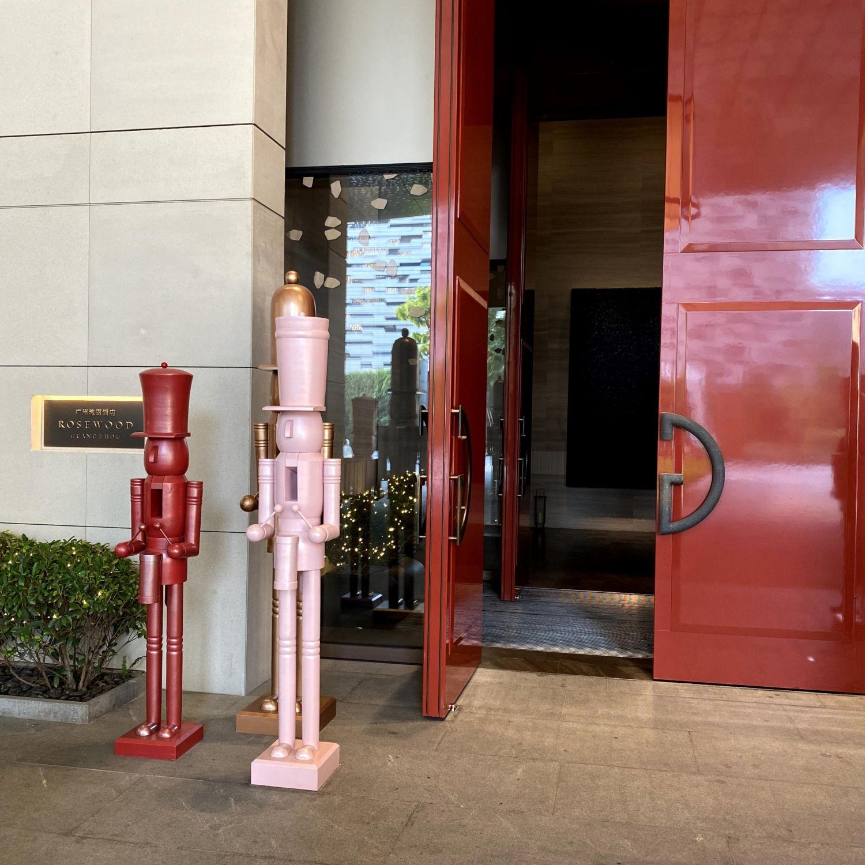rosewood guangzhou entrance