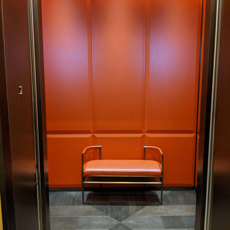 rosewood guangzhou elevator