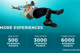 Accor 6000 Reward Points Offer