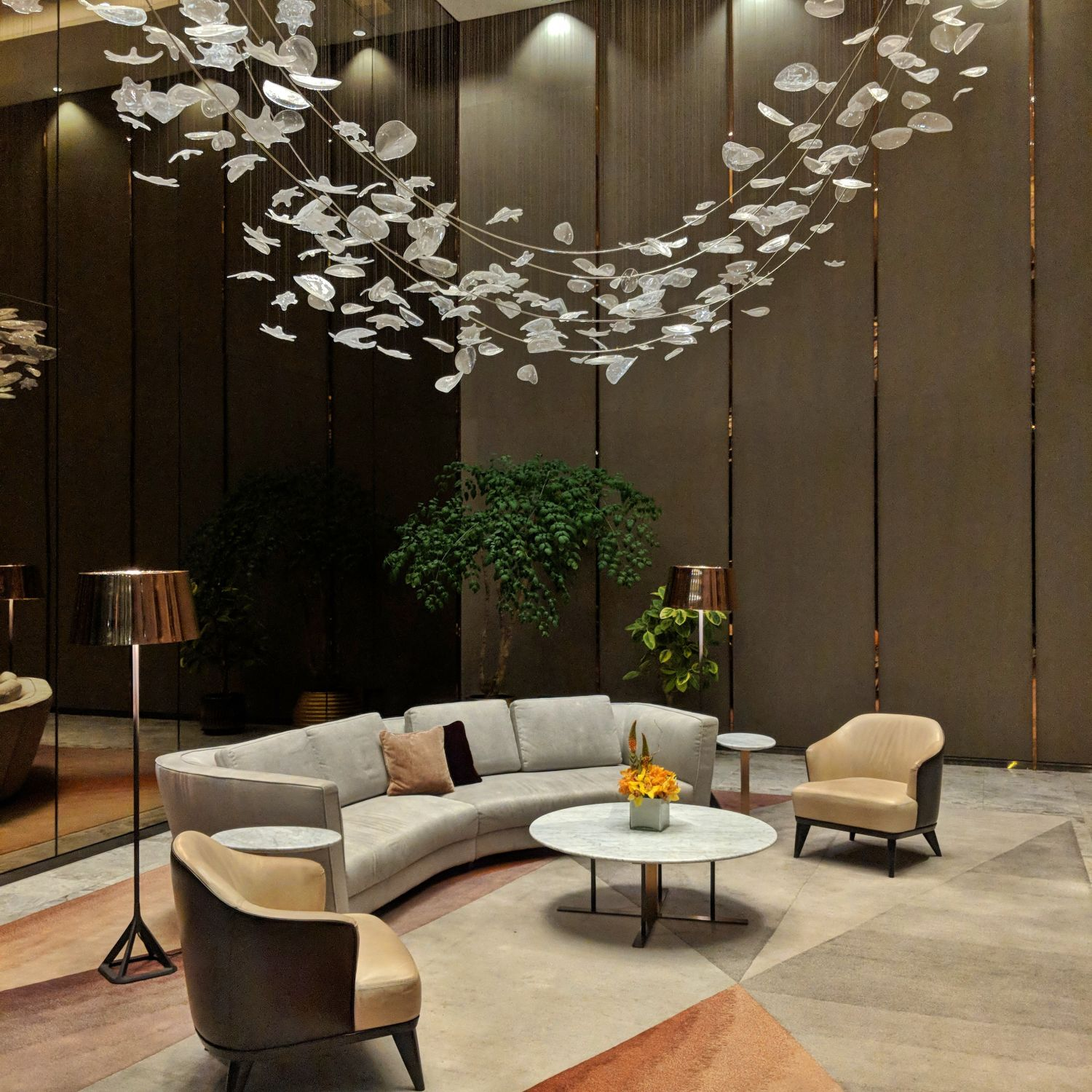 sofitel singapore city centre ground level lobby
